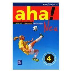Aha! Neu 4 Podręcznik z ćwiczeniami z płytą CD