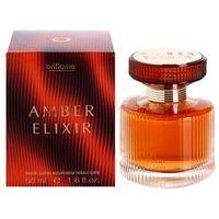 Oriflame Amber Elixir woda perfumowana dla kobiet 50 ml + do każdego zamówienia upominek.