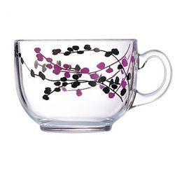 Komplet kawowy Kashima Purple 12-elementowy