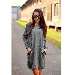 Sukienka 02/14 Farba Przecenione z 169.00 PLN