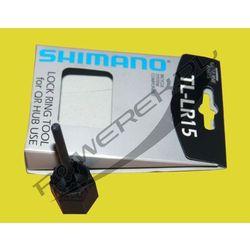 Y12009230 Klucz SHIMANO do kaset HG i tarcz CENTERLOCK TL-LR15