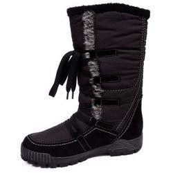 Śniegowce damskie Tamaris 26027-35 001 black