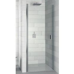 RIHO NAUTIC N101 Drzwi prysznicowe 70x200 LEWE, szkło transparentne EasyClean GGB0600801