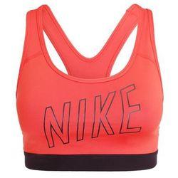 Nike Performance PRO CLASSIC Biustonosz sportowy lite crimson/black