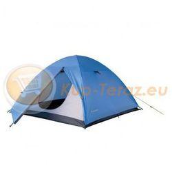 Namiot turystyczny 3 osobowy lekki z tropikiem King Camp HIKER 3 niebieski
