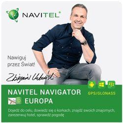 Program NAVITEL Navigator Europa (Dożywotnia aktualizacja)