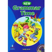 New Grammar Time 2 (+ CD) (opr. miękka)
