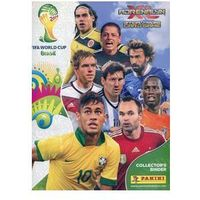 Adrenalyn XL Klaser 2014 Fifa World Cup Brasil