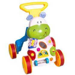 BIECO Baby Walker Chodzik Hipopotam