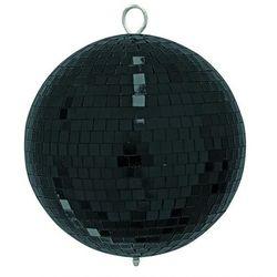 Eurolite kula lustrzana 20 cm, czarna