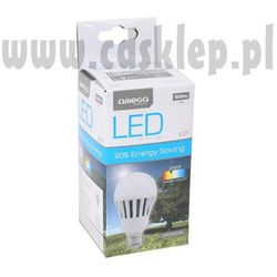 Żarówka Omega LED Eco 2800K E27 7W 1szt.