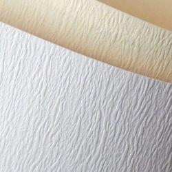 Karton ozdobny Atlanta Galeria Papieru, biały, format A4, opakowanie 20 arkuszy, 203201