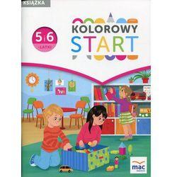 Kolorowy Start 5 i 6-latki Książka