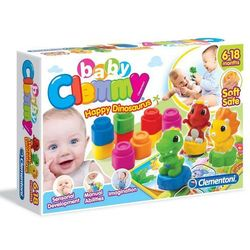 Baby Clemmy Dino Kształty i kolory