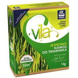 Nawóz YARA do trawy jesienny 1 kg.