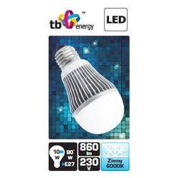 TB Energy LED TB Energy E27 230V 10W Bialy zimny