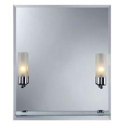 Lustro z oświetleniem Cento 55x65 cm
