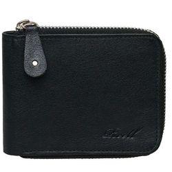 aad5c2f2deff5 portfele portmonetki original penguin leather wallet black ...