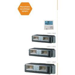 Klimatyzator Kanałowy wysokiego sprężu LG UM30