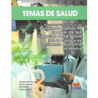 Temas de salud podręcznik
