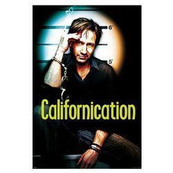 Californication David Duchovny Papieros - plakat