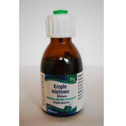 Tinctura menthae piperitae 35 g (krople miętowe Aflofarm)