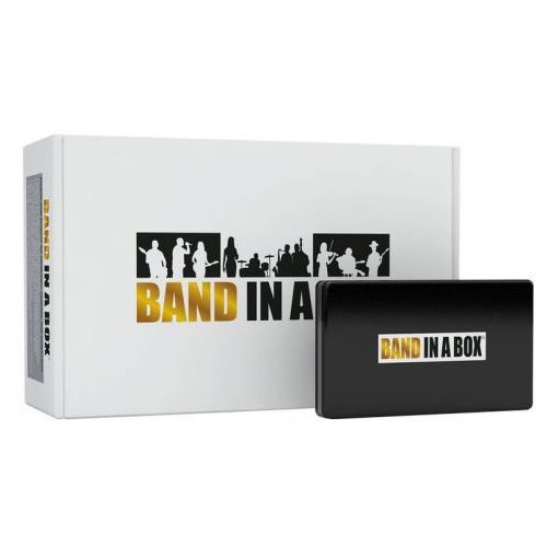 PG Music Band-in-a-Box UltraPAK 2019 dla Mac BOX