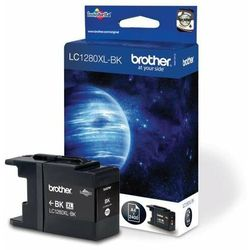 Brother oryginalny ink LC-1280XLBK, black, 2400s, high capacity, Brother MFC-J6910DW