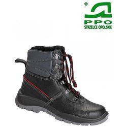 Buty obuwie robocze wzór 0154 r41 PODNOSEK, ZIMOWE