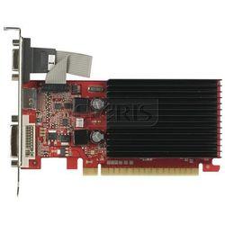 Karta graficzna Gainward GeForce® 210 512MB DDR3/32bit DVI/HDMI PCI-E (589/1250) (chłodzenie pasywne) - 426018336-2081