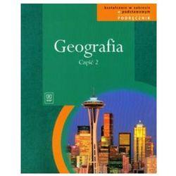 Geografia podręcznik część 2 (opr. miękka)
