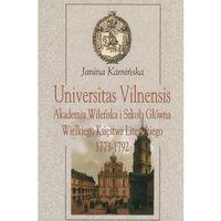 Universitas Vilnensis (opr. twarda)
