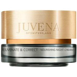 JUVENA Skin Rejuvenate Correct Nourishing Night Cream odzywczy krem na noc do skory normalnej i suchej 50ml