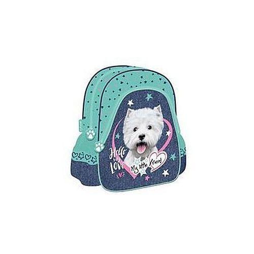 80e789c3025f3 Plecak szkolno-wycieczkowy My Little Friend Pies - porównaj zanim kupisz