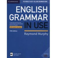 English Grammar in Use Book with Answers and Interactive eBook (opr. miękka)
