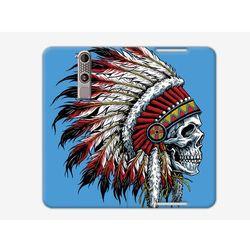 Flex Book Fantastic - ZTE Axon Mini - pokrowiec na telefon - apache skull