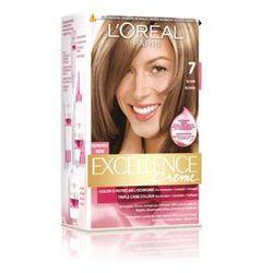 Excellence Creme farba do włosów 7 Blond