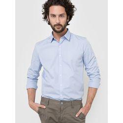 Koszula o prostym kroju