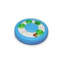 Zabawka dla zwierząt Nobby BrainBoard Circle - edukacyjna Niebieska