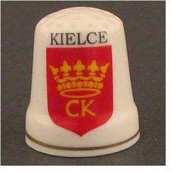 Naparstek ceramiczny - Kielce