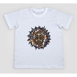 T-shirt dziecięcy: Maska