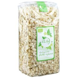 BIOLIFE 600g Płatki ryżowe Bio