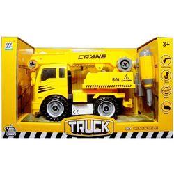 Zabawka SWEDE G1103 Ciężarówka do skręcania