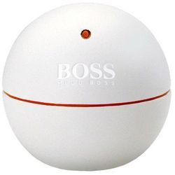 HUGO BOSS Boss in Motion White Edition perfumy męskie - woda toaletowa 40ml - 40ml