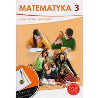 Matematyka z plusem 3 Zeszyt ćwiczeń + CD (opr. miękka)