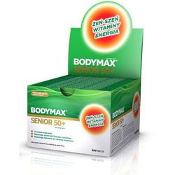BODYMAX SENIOR 50+ x 30 tabletek (1 blister)