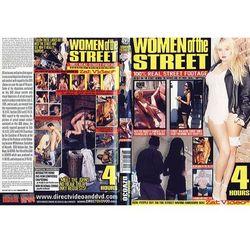 Women Of The Street - DVD