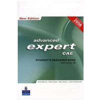 Advanced Expert New Edition Student's Resource Book without Key plus Audio CD (2) (opr. miękka)