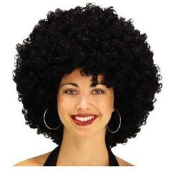 Peruka Afro - Różne Kolory