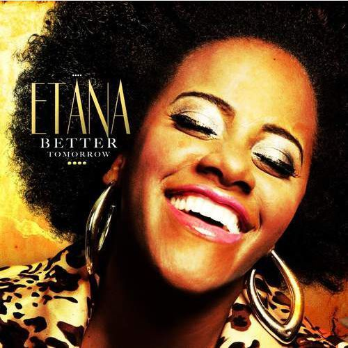 Better Tomorrow - Etana (Płyta CD)